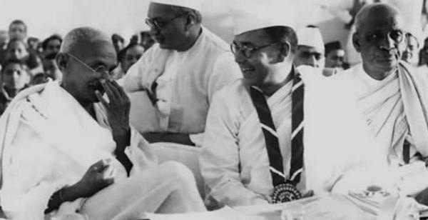 gandhi-and-subhash-chandra-bose